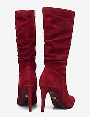 Tamaris Heart & Sole - Woms Boots - lange laarzen - ruby - 4
