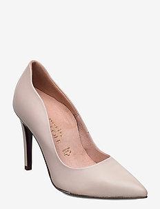 Woms Court Shoe - klassische pumps - nude