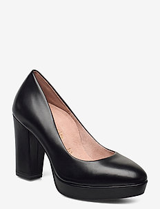 Woms Court Shoe - klassiska pumps - black