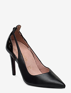 Woms Court Shoe - klassische pumps - black/patent