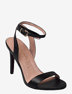 Woms Sandals - sandały na obcasie - black