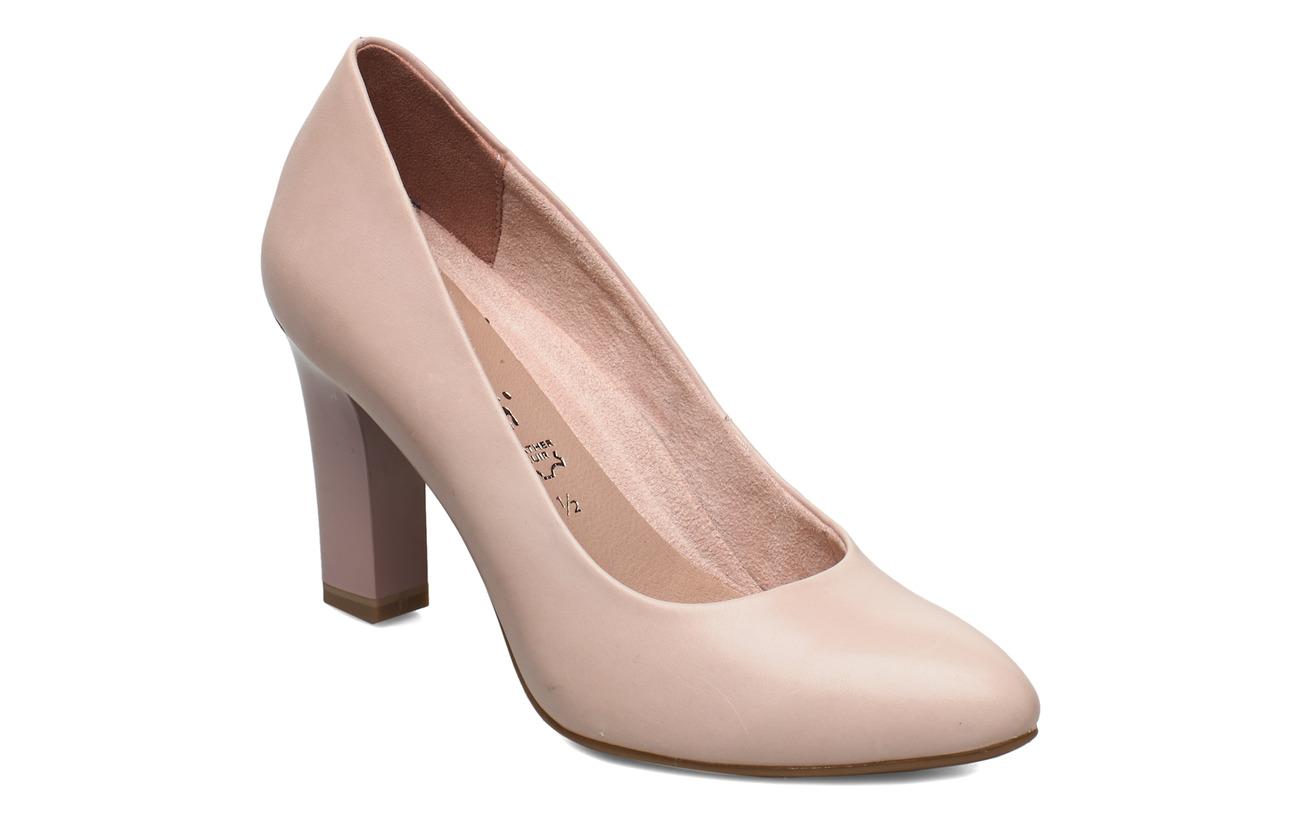 Tamaris Woms Court Shoe - ROSE