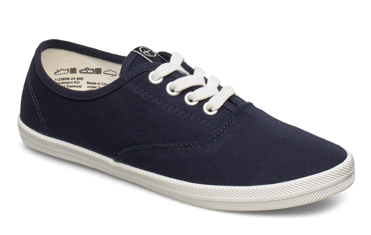 Tamaris Woms Lace-up - NAVY