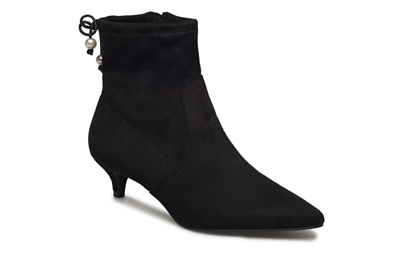 Semelle Boots Black Extérieure Textile Tamaris Woms Synthetic Empeigne AZFXF