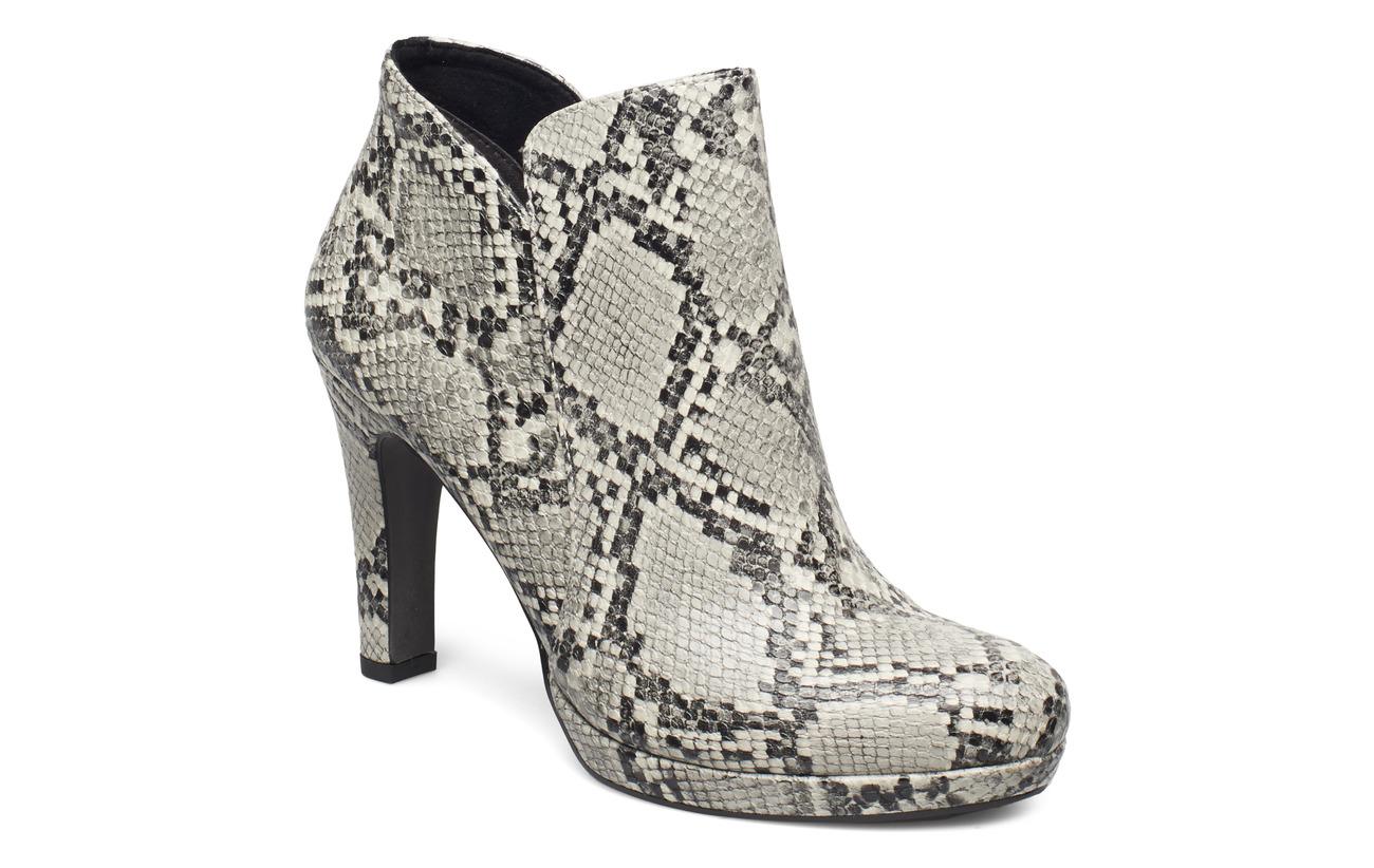 Tamaris Woms Boots - GREY SNAKE