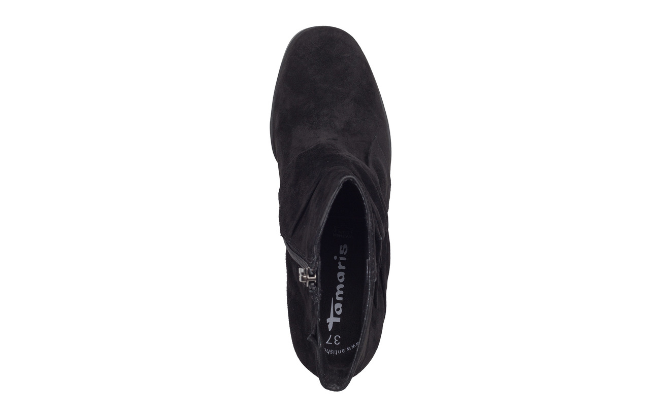 Semelle Extérieure Synthetic Boots Cuir Doublure Black Polyester Tamaris Woms Empeigne Supérieure Intérieure HcvqZOPZ8