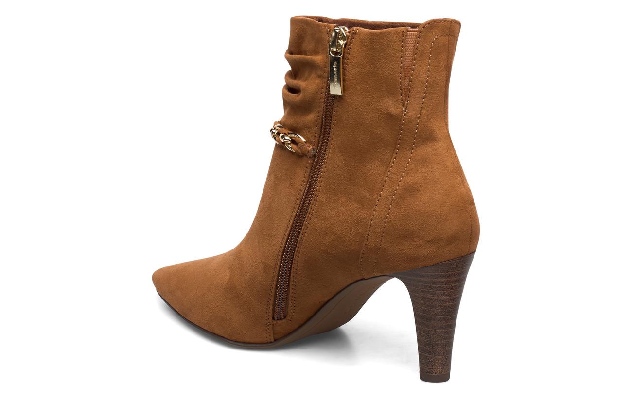 Tamaris Woms Boots (Nut)