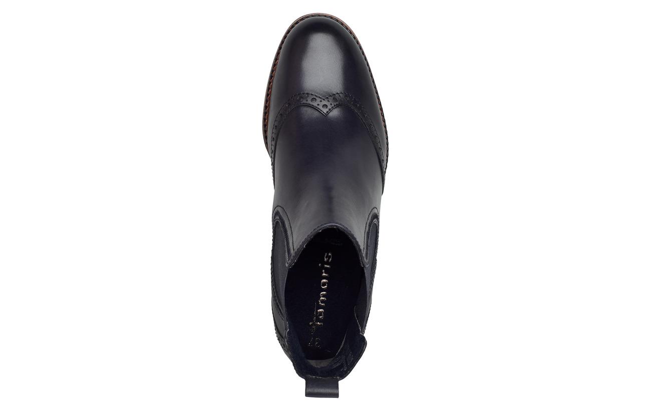 Tamaris Woms Boots (Navy Uni)