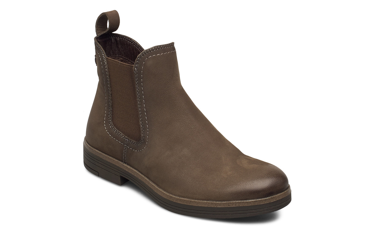 Tamaris Woms Boots - OLIVE