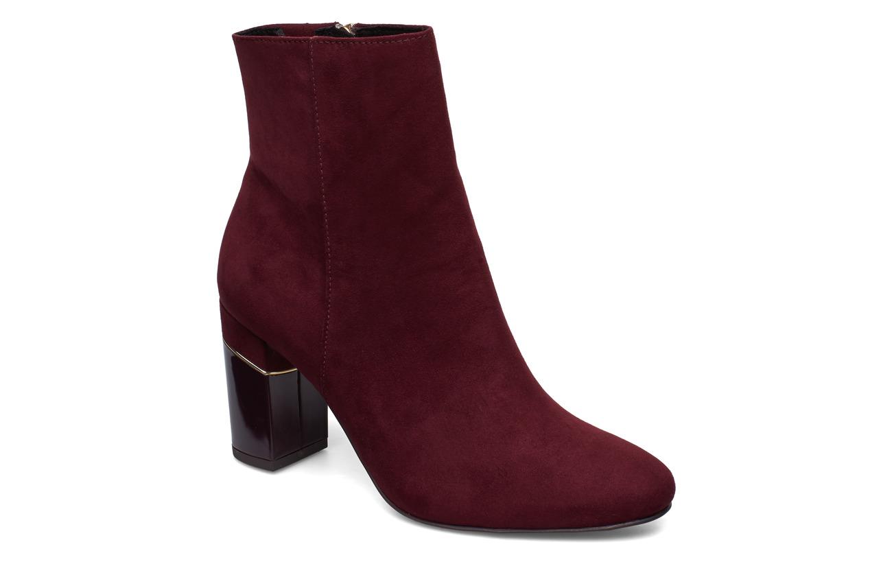 Tamaris Woms Boots - MERLOT