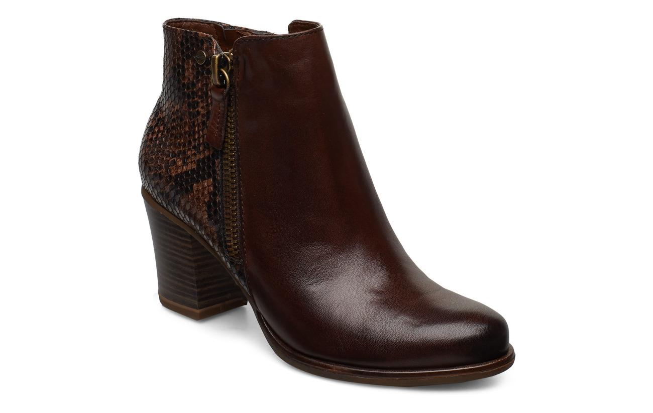 Tamaris Boots - BRANDY