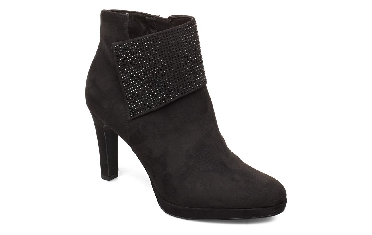 Tamaris Woms Boots - BLACK GLAM