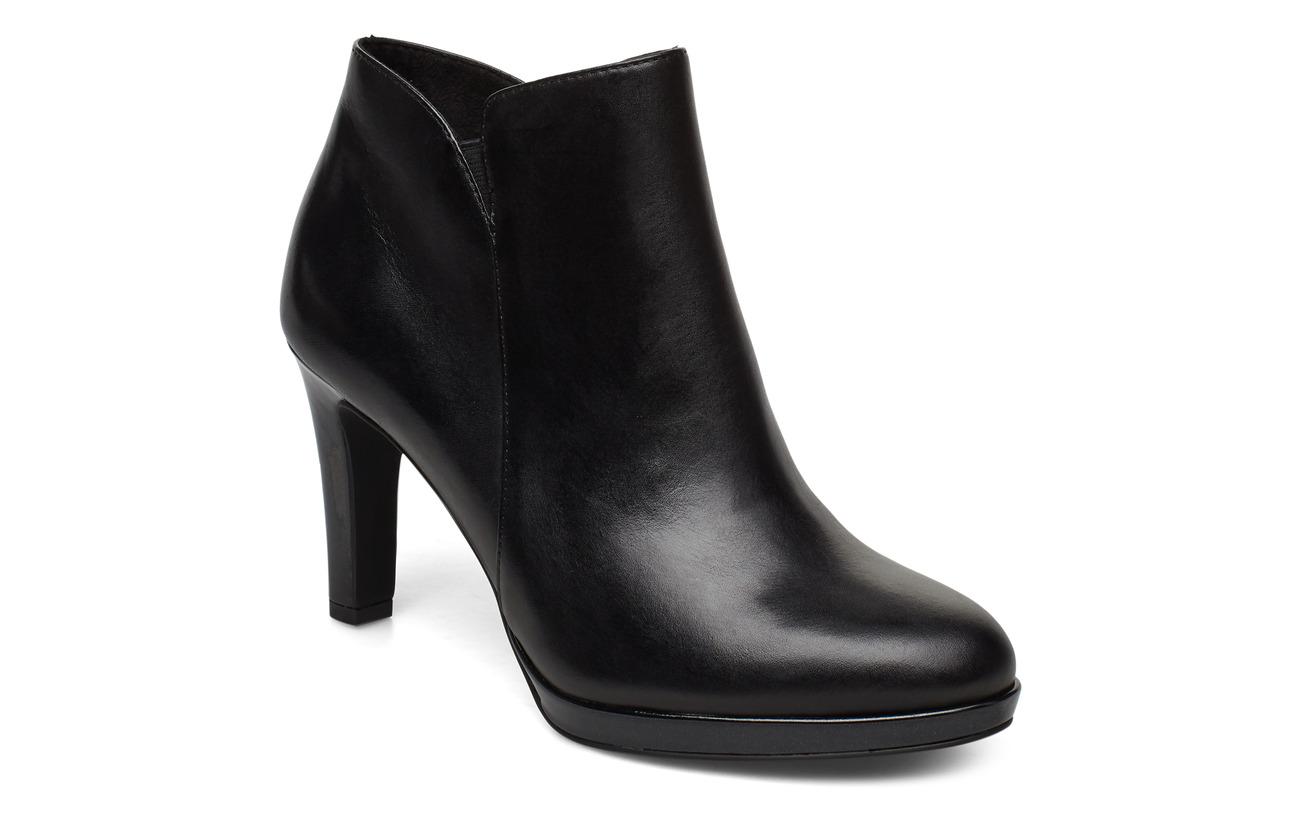 Tamaris Woms Boots - BLACK/PATENT