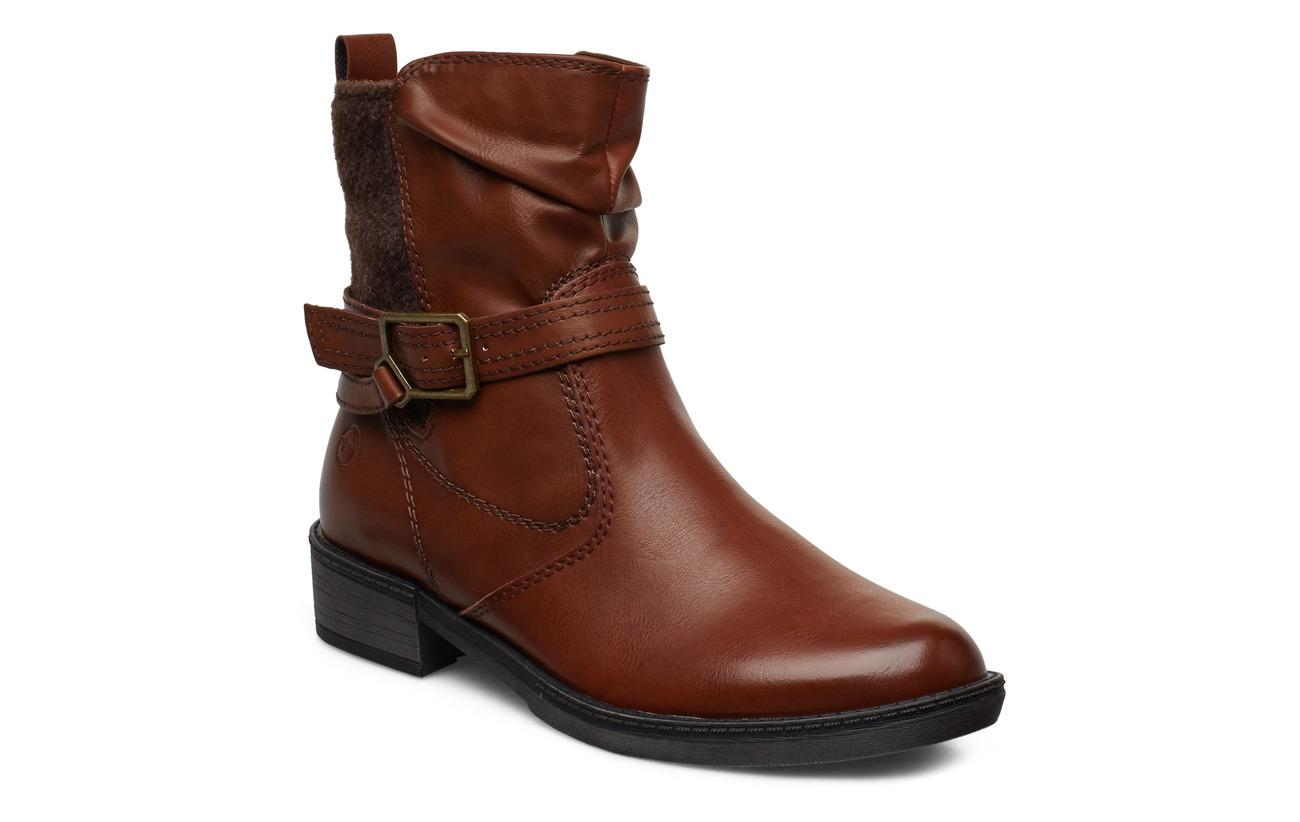 Tamaris Boots - COGNAC