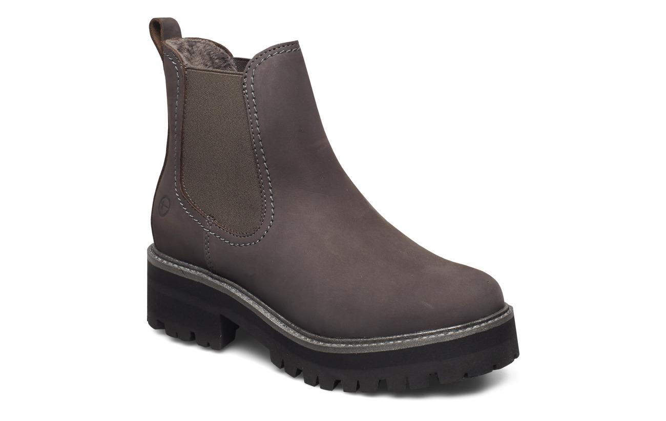 Tamaris Woms Boots - ANTH. NUBUC