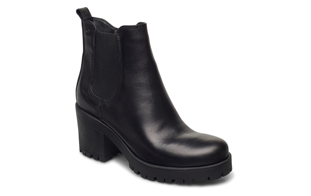 Tamaris Woms Boots - BLACK/STRUCT.