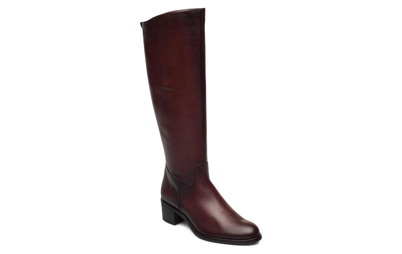 Tamaris Woms Boots - CAFE