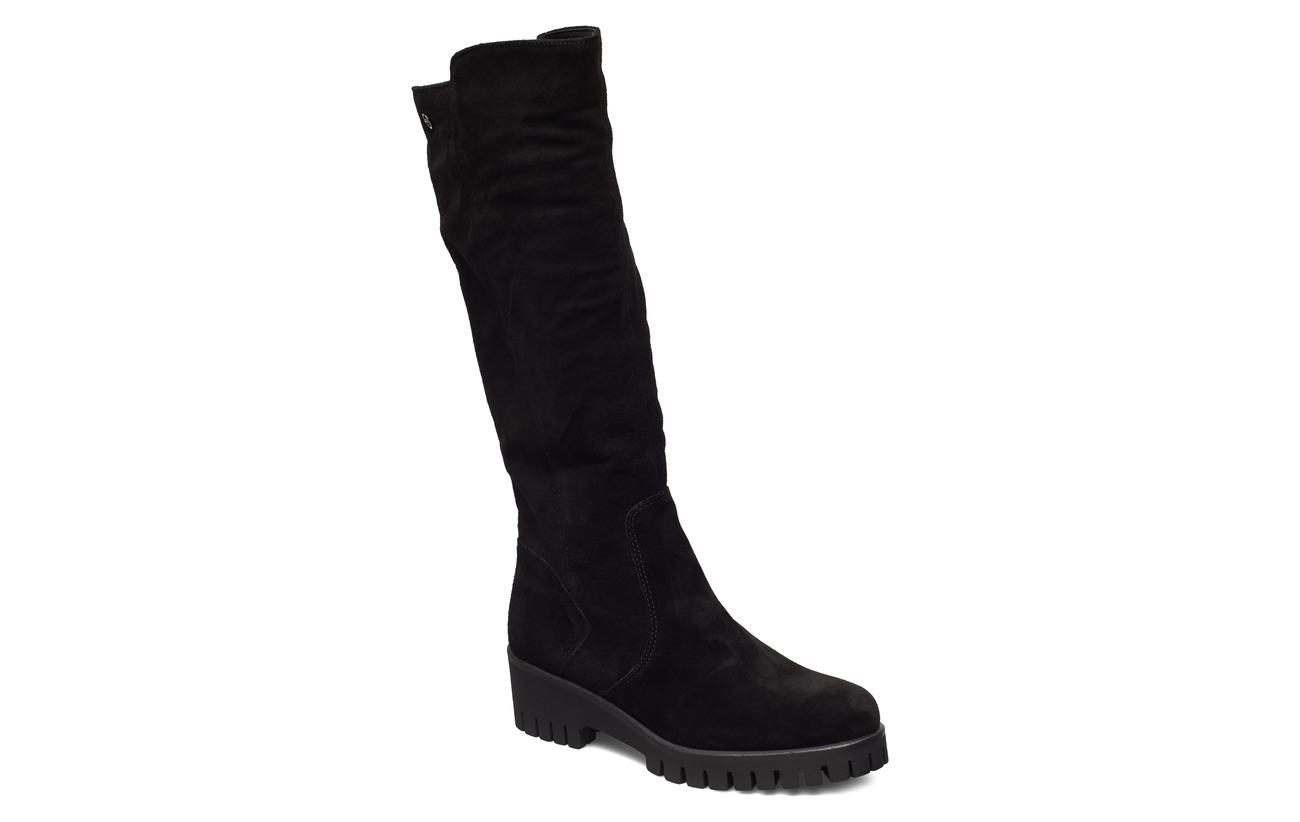Tamaris Boots - BLACK SUEDE