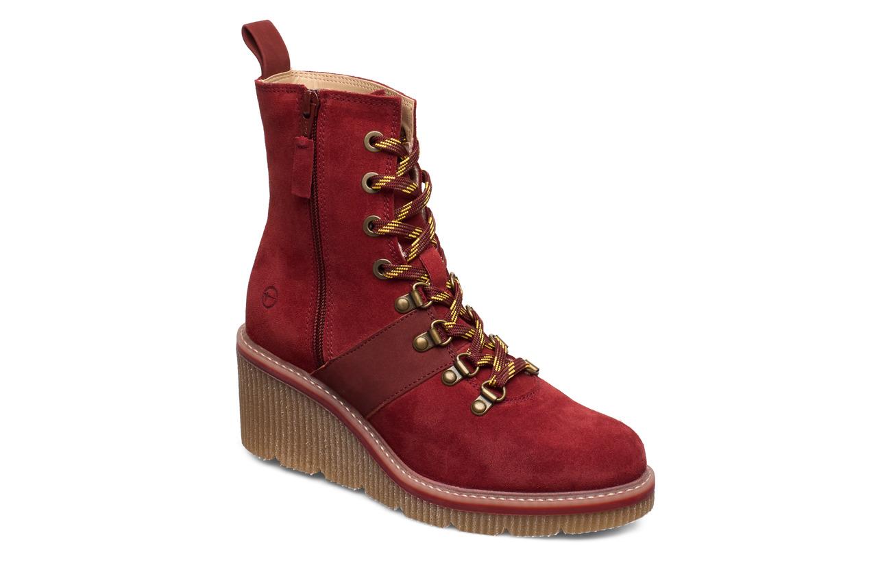 Tamaris Boots - BRICK