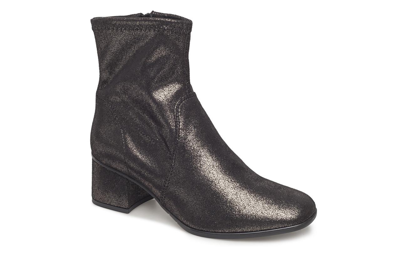Tamaris Woms Boots - PEWTER MET.