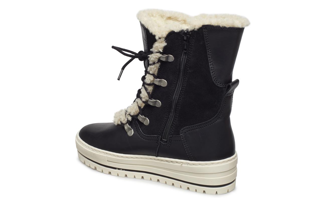Synthetic Extérieure Cuir Woms Semelle Empeigne Boots Tamaris Mid Brown 0z8wxTqwv