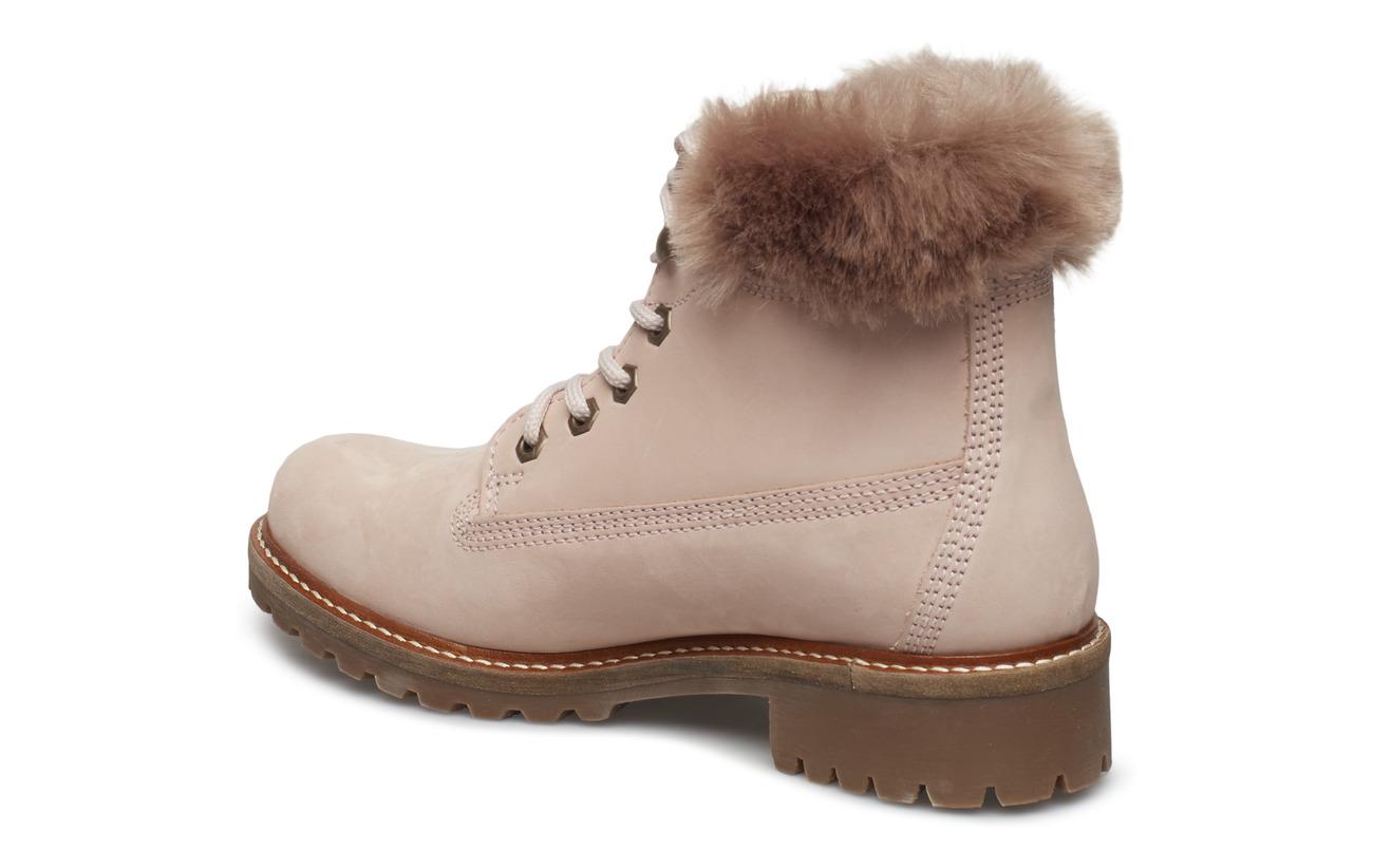 Woms Fur Semelle Cuir Empeigne Boots Taupe Tamaris Synthetic Extérieure Tdx6Aqtq