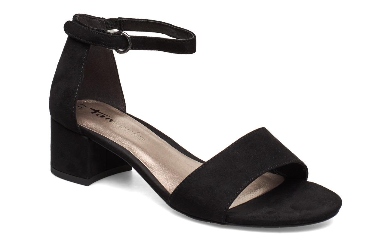 Tamaris Woms Sandals - BLACK