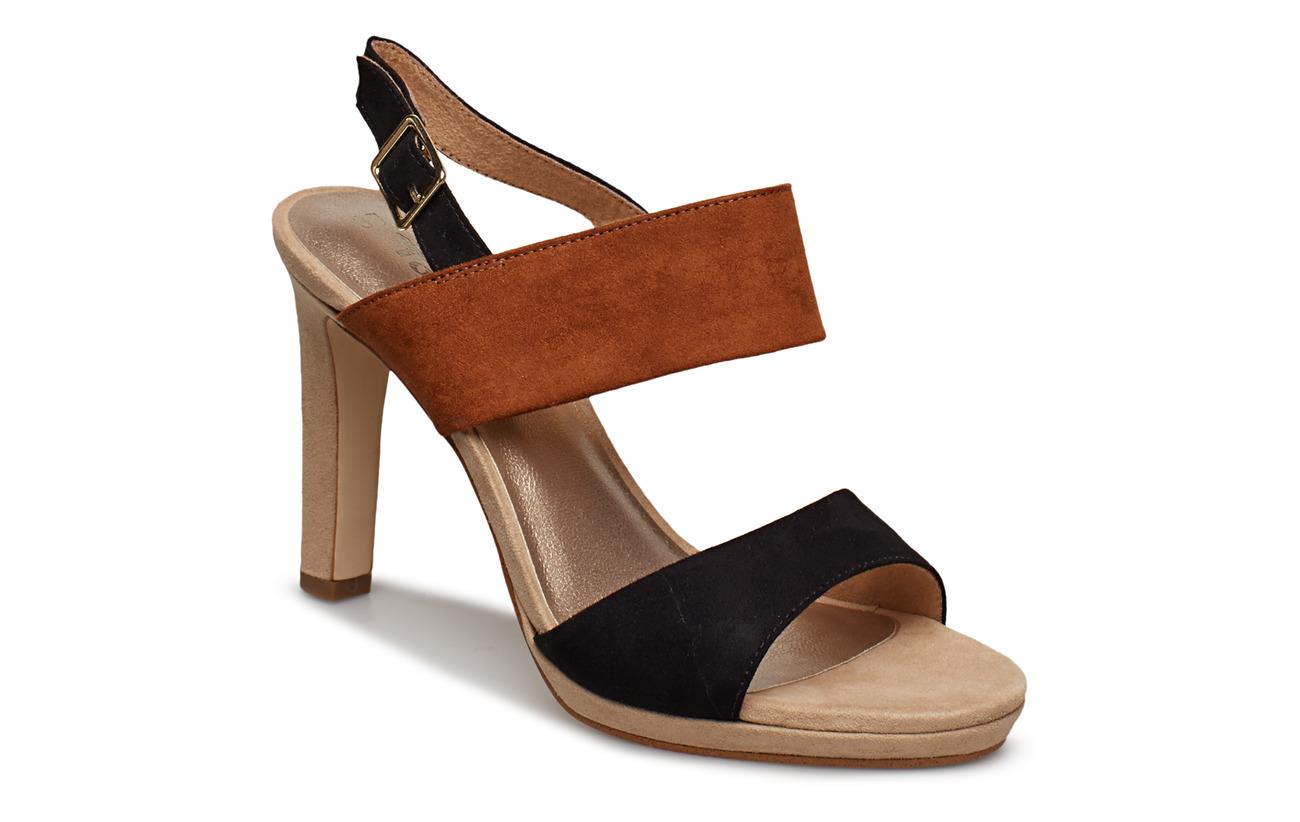 Tamaris Sandals - NUT COMB
