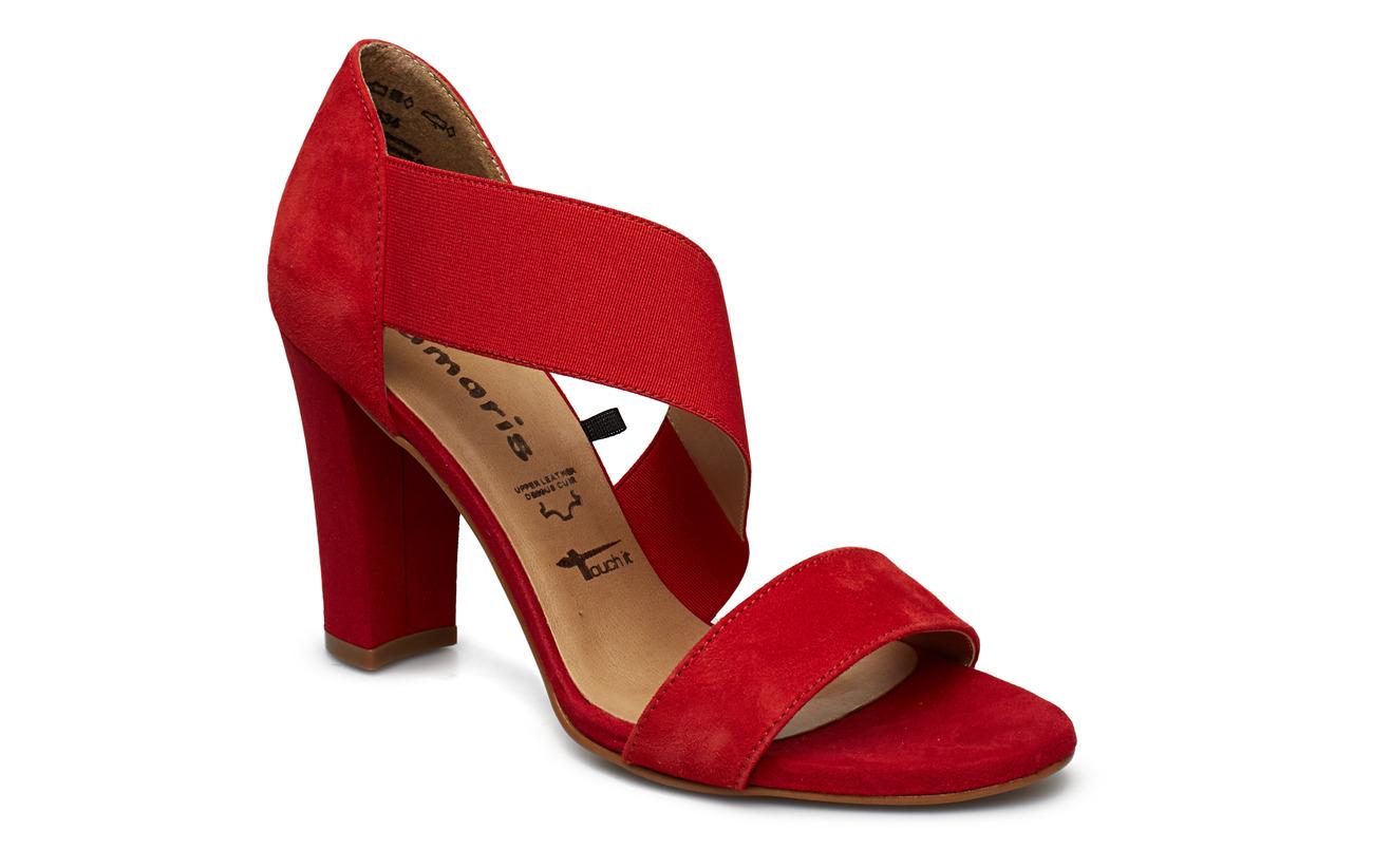 Tamaris Woms Sandals - SANGRIA