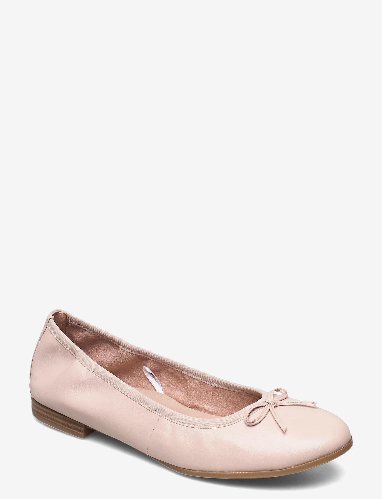 Tamaris - Woms Ballerina - ballerinas - rose - 0