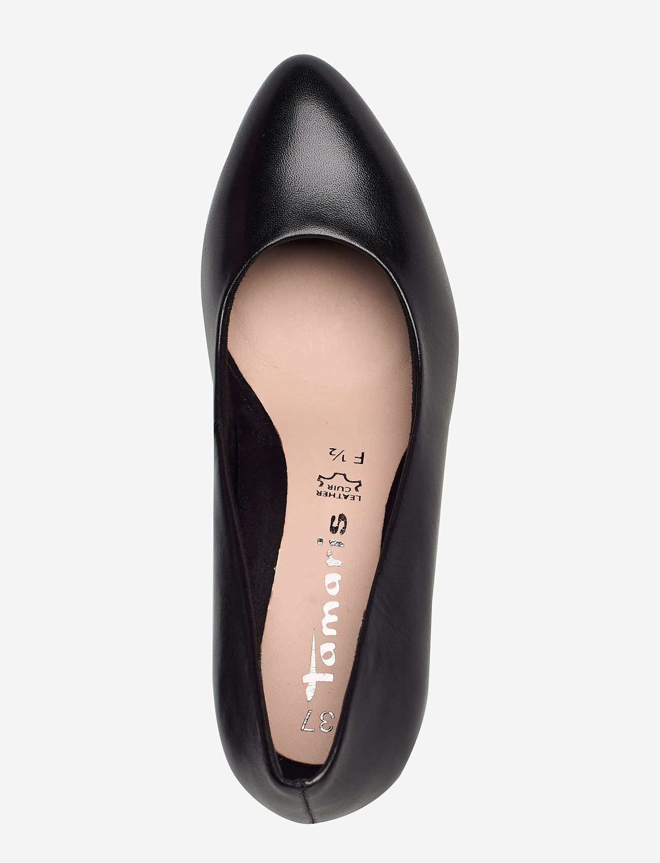Woms Court Shoe (Black) (45.47 €) - Tamaris RCC0N