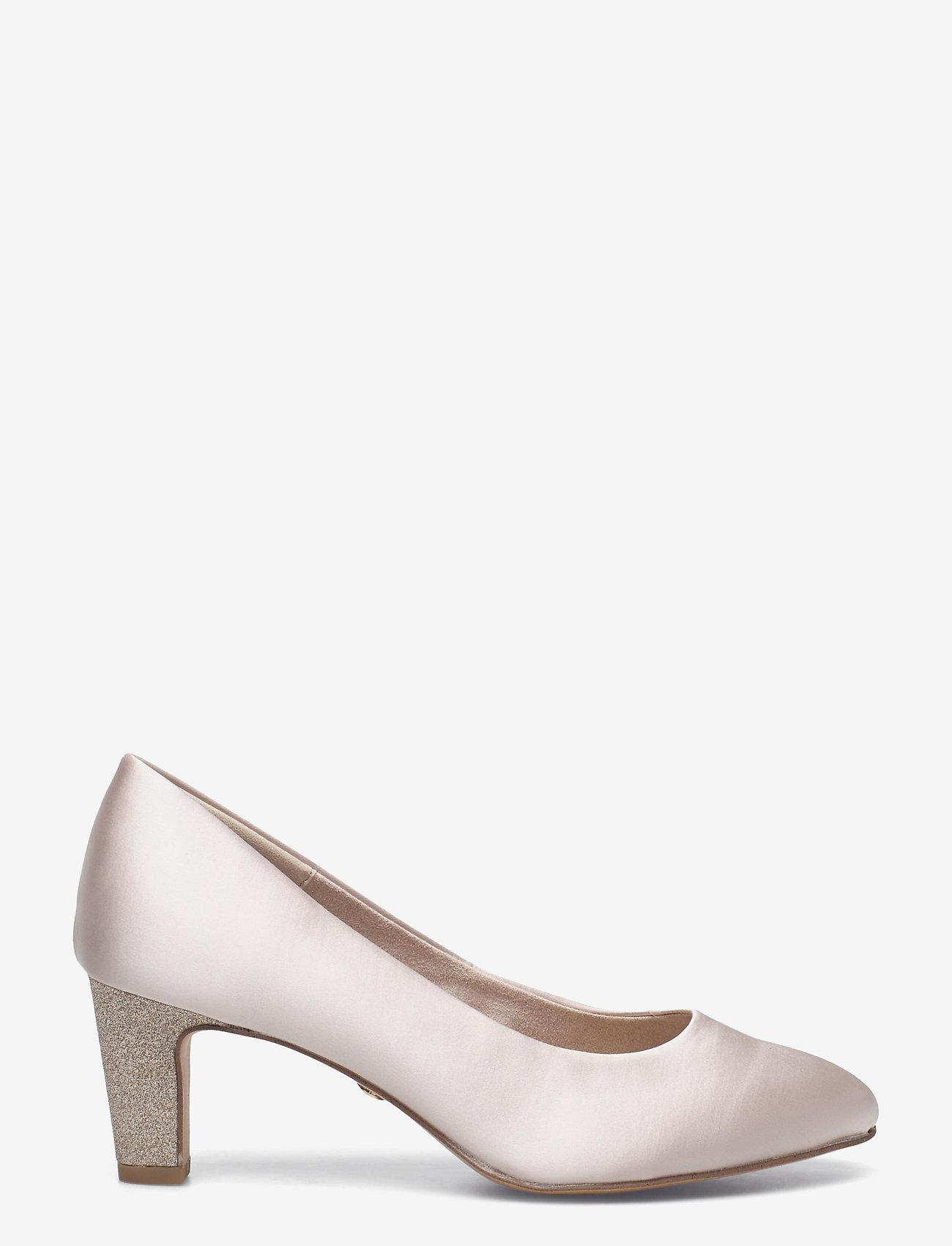 Tamaris - Woms Court Shoe - klassieke pumps - champagne comb - 1