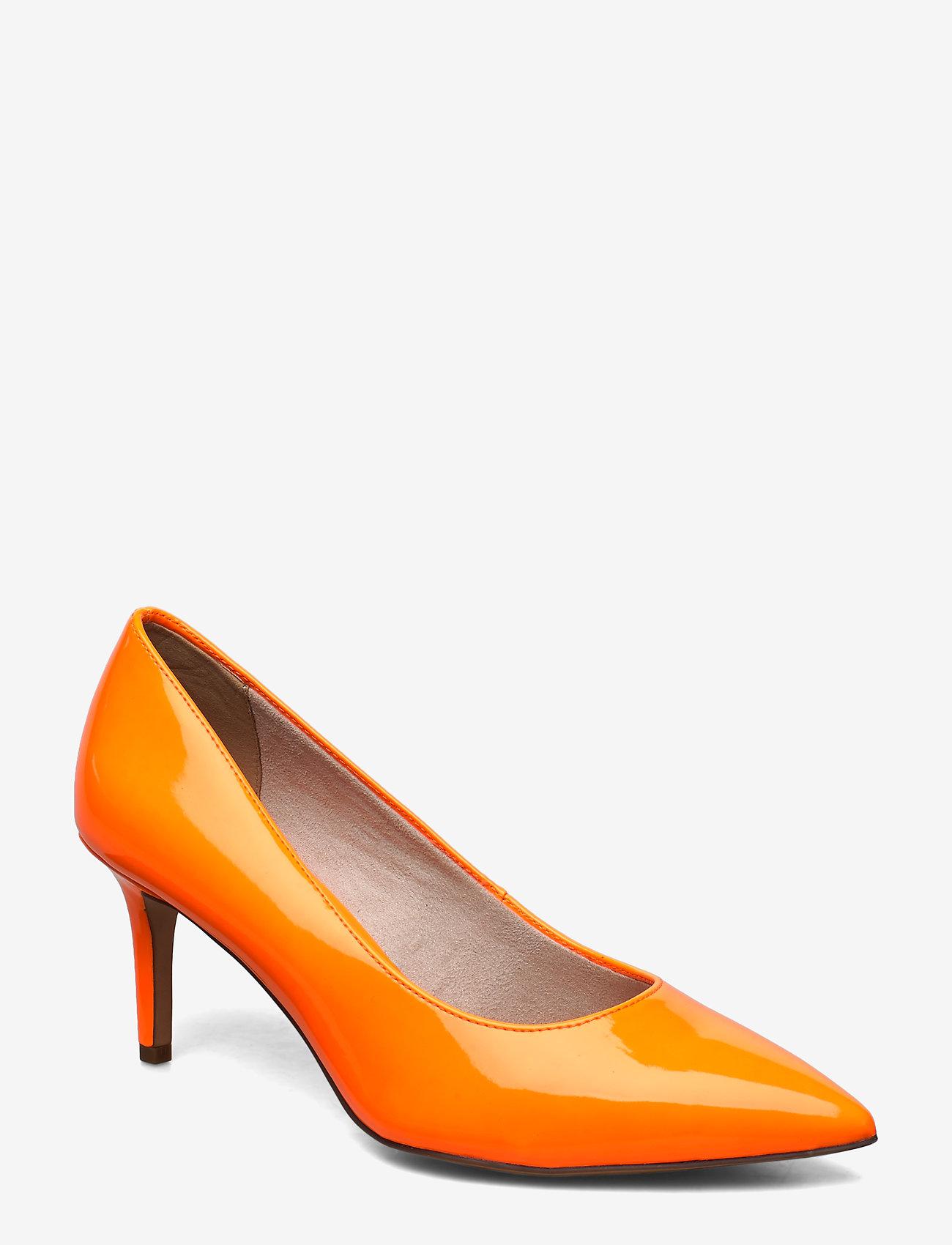Tamaris - Woms Court Shoe - klassieke pumps - orange neon - 0