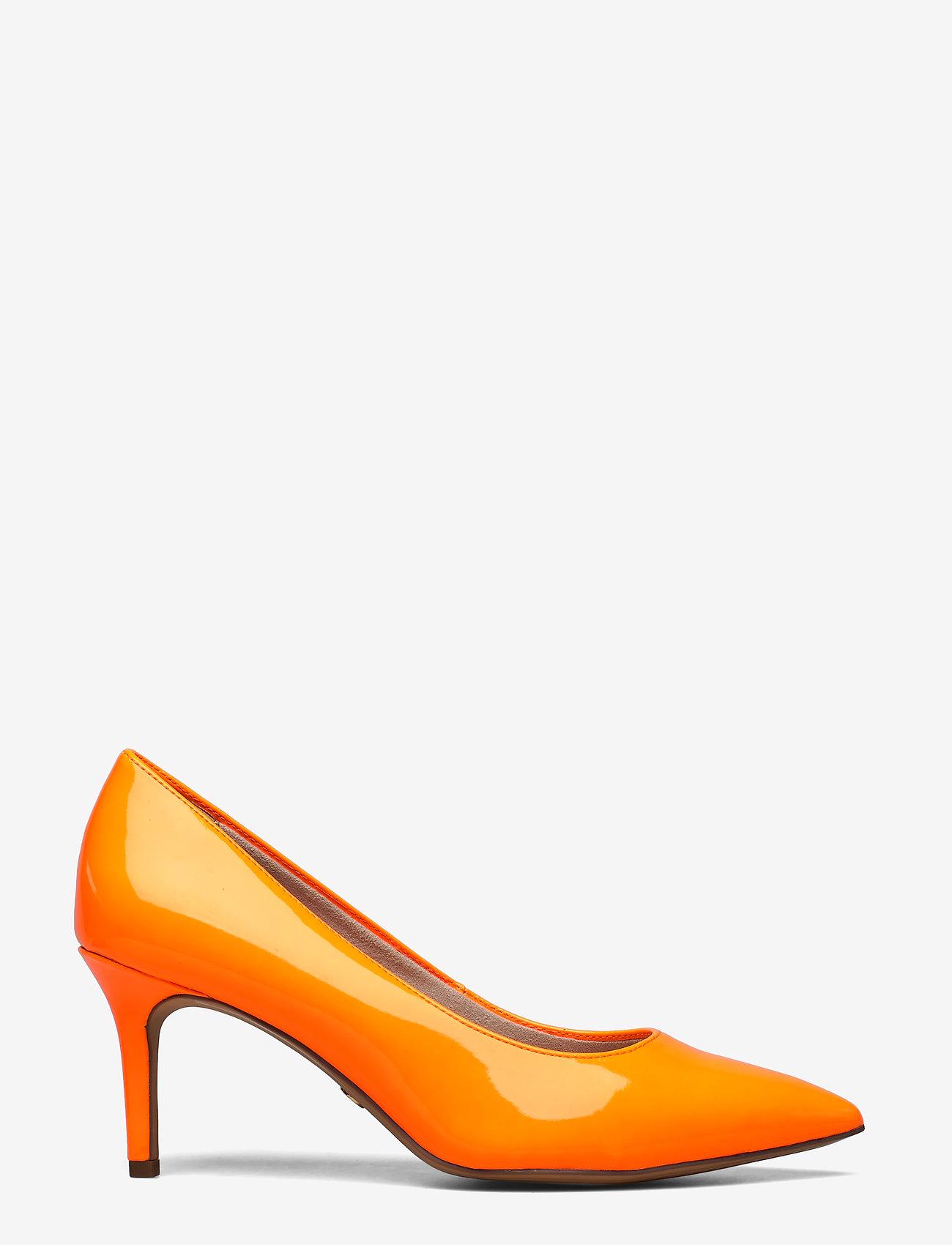 Tamaris - Woms Court Shoe - klassieke pumps - orange neon - 1