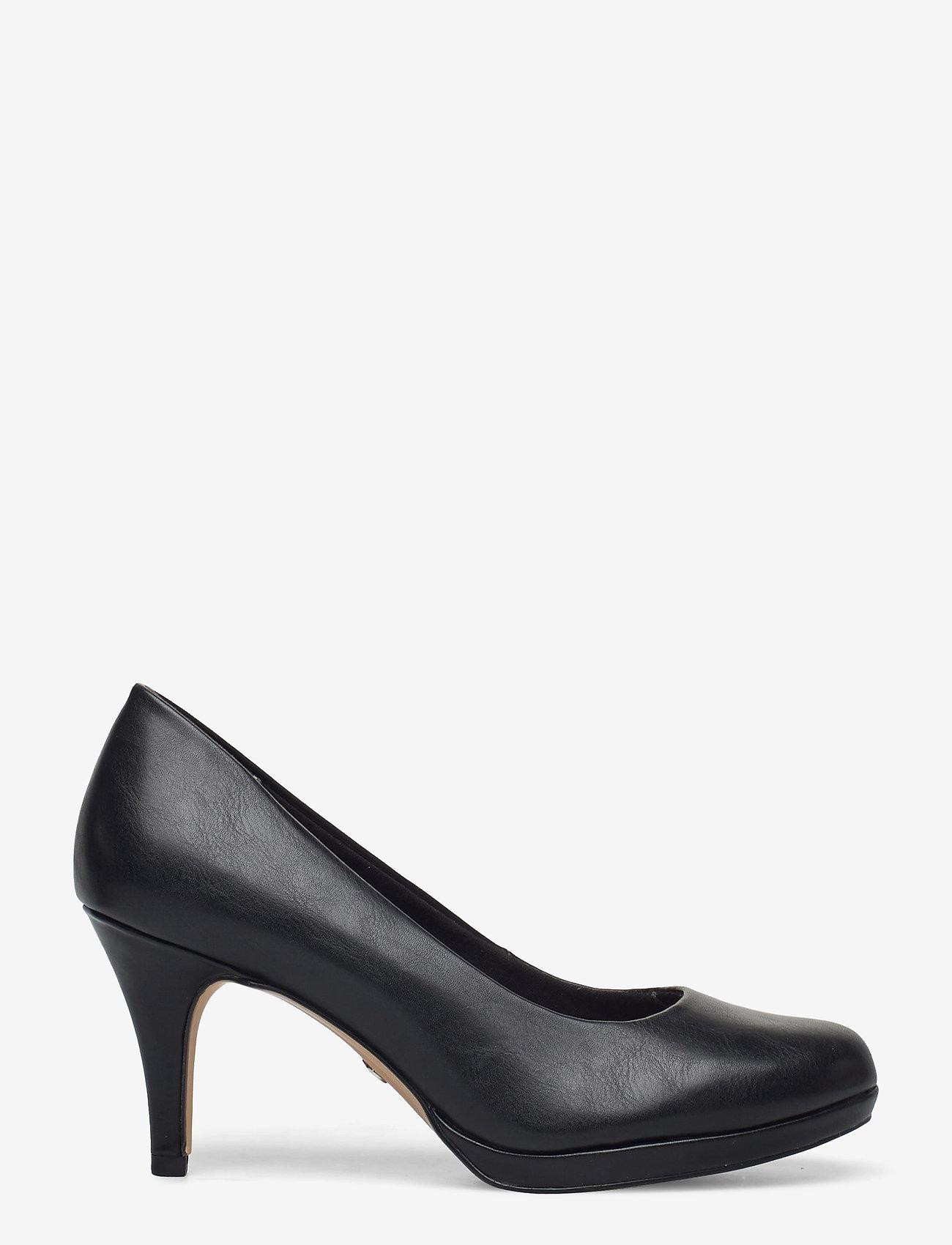 Tamaris - Woms Court Shoe - klassieke pumps - black matt - 1