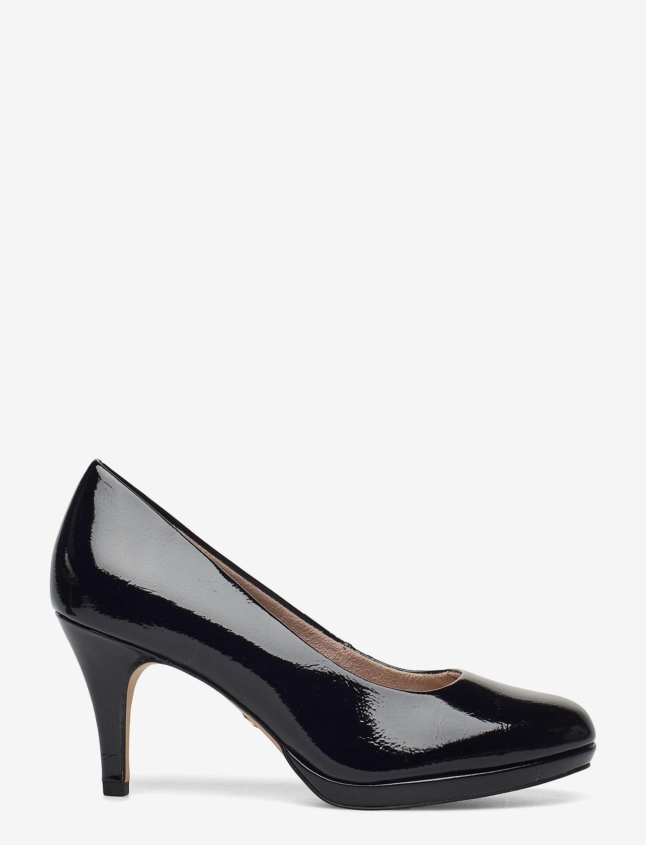 Tamaris - Woms Court Shoe - klassieke pumps - black patent - 1