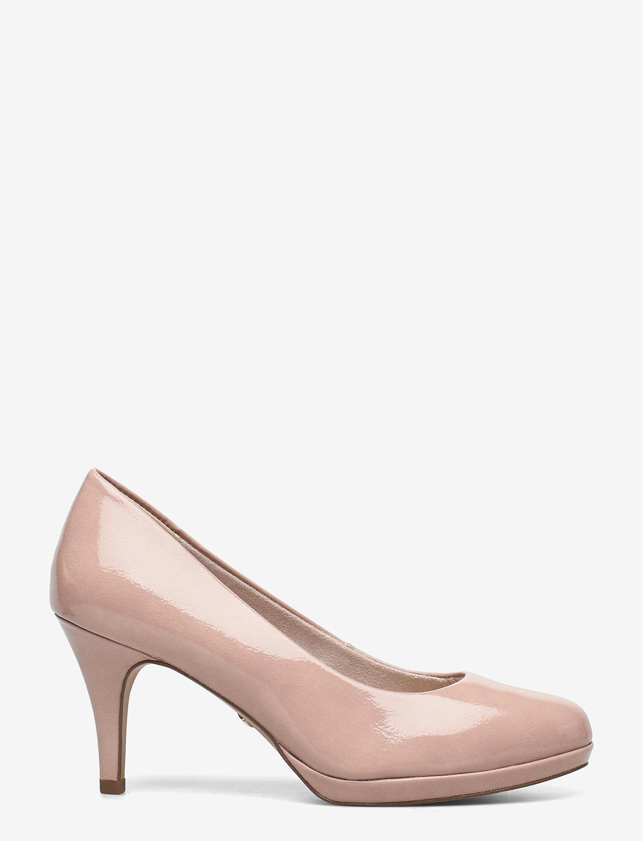 Tamaris - Woms Court Shoe - klassieke pumps - old rose pat. - 1
