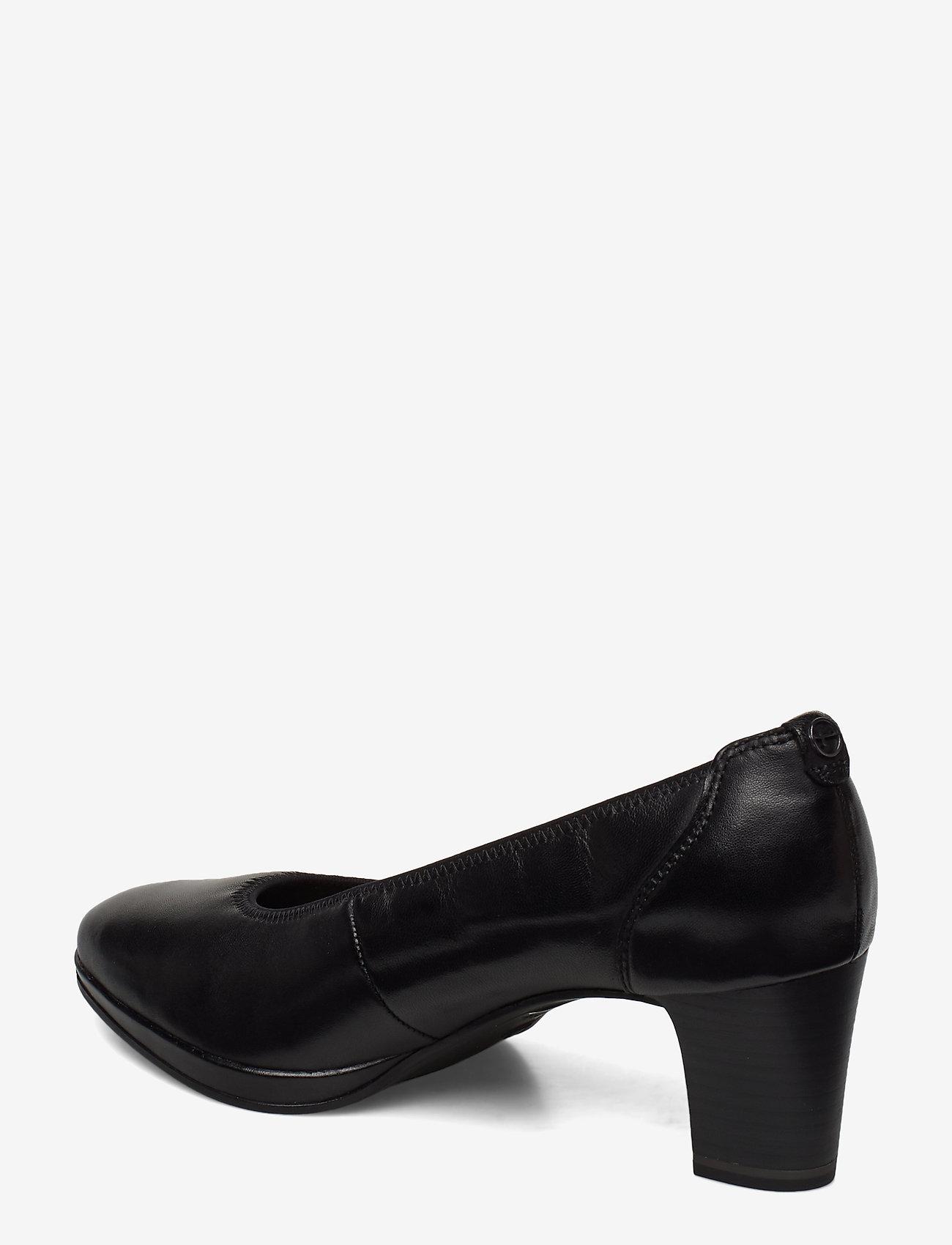 Woms Court Shoe (Black) (419.30 kr) - Tamaris