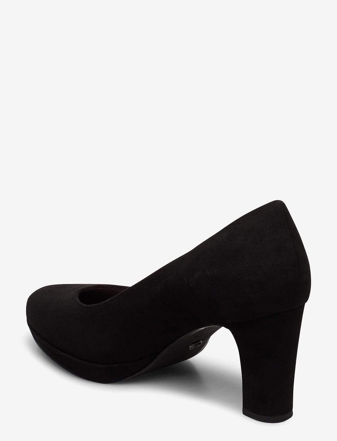 Woms Court Shoe (Black) (499 kr) - Tamaris