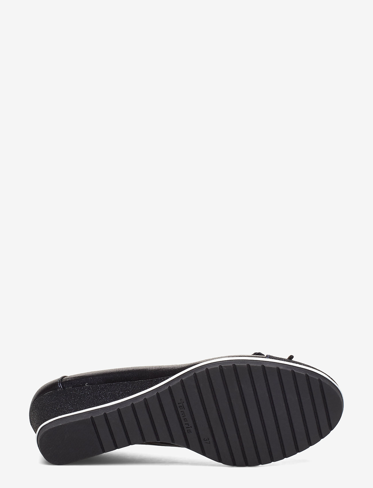 Woms Court Shoe (Navy Comb) (324.35 kr) - Tamaris