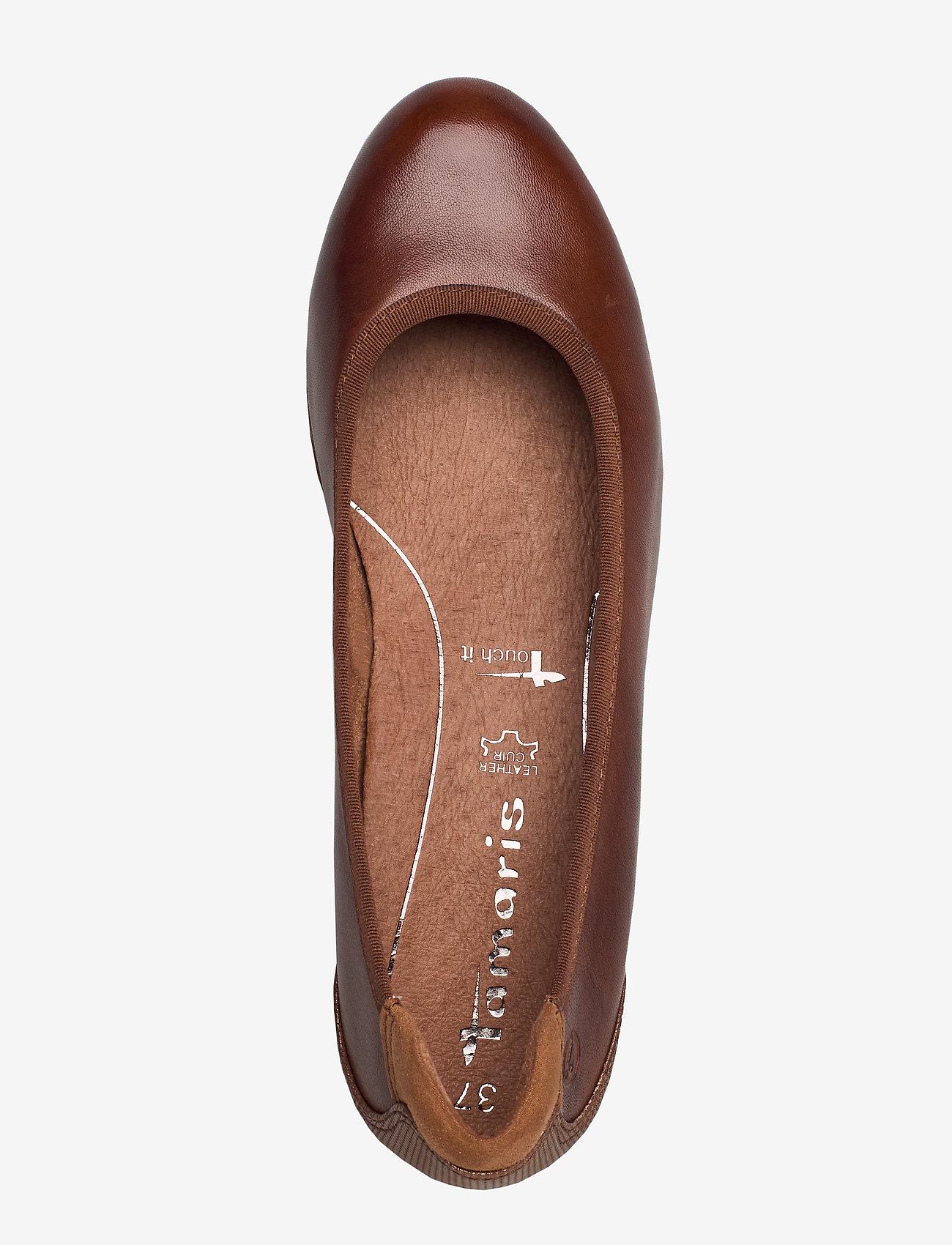Woms Court Shoe (Nut Comb) (389.35 kr) - Tamaris