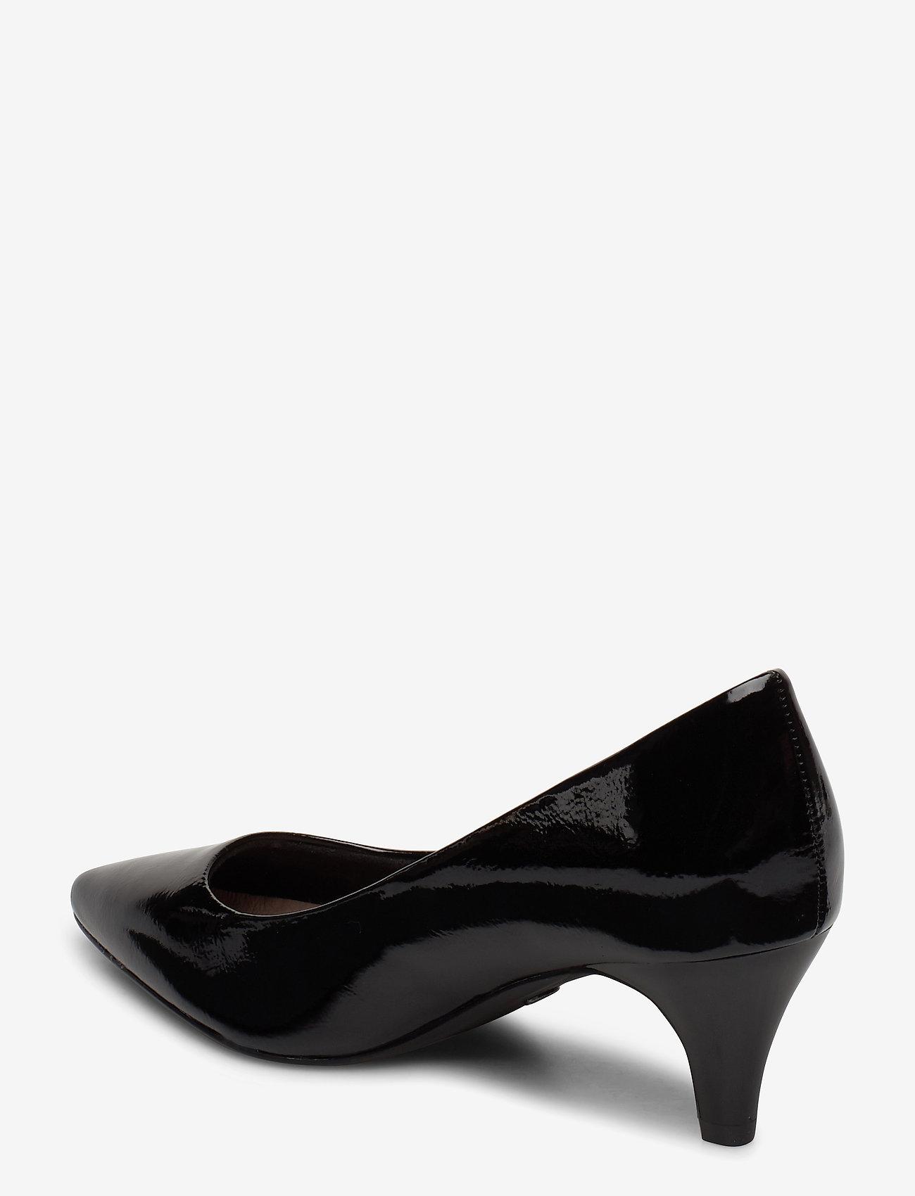Woms Court Shoe (Black Patent) (349 kr) - Tamaris