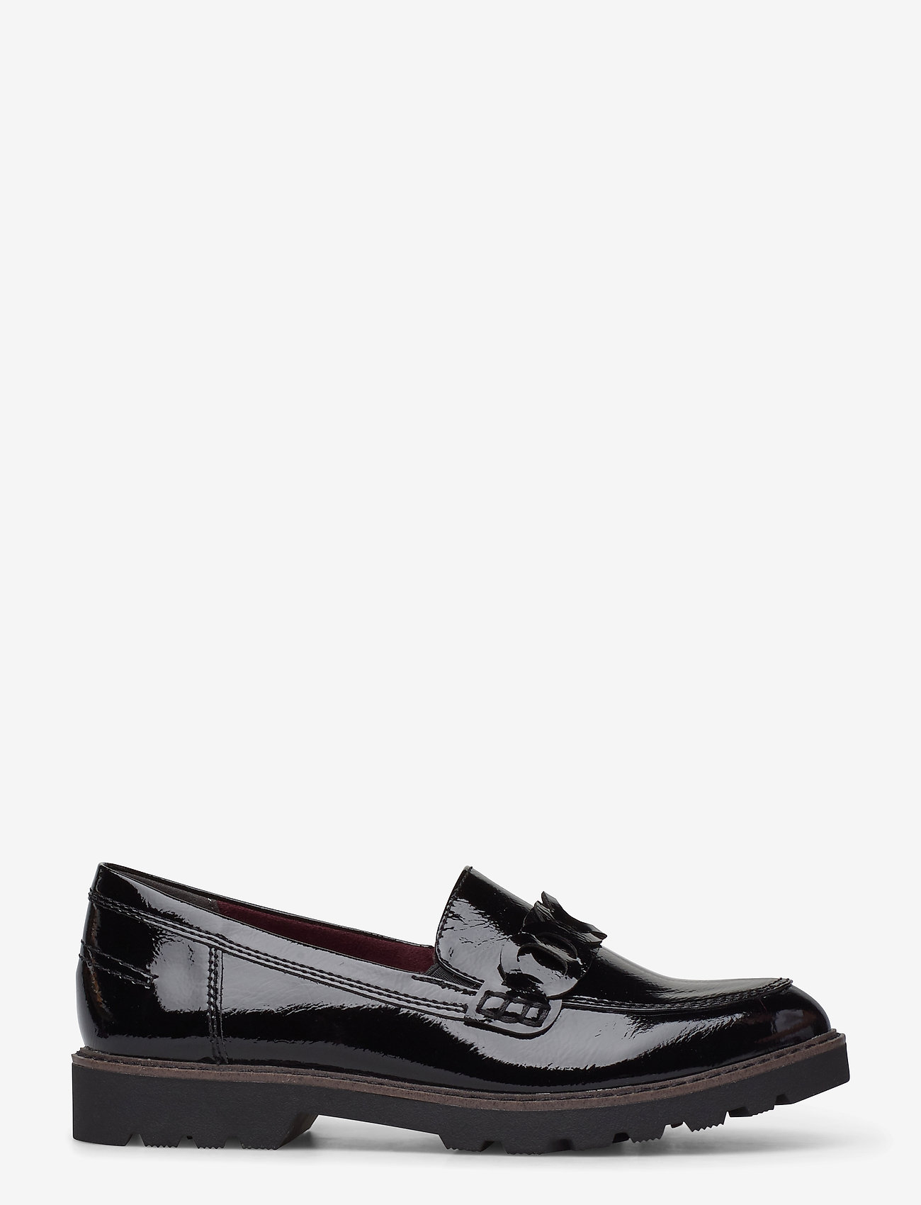 Tamaris - Woms Slip-on - loaferit - black patent - 1