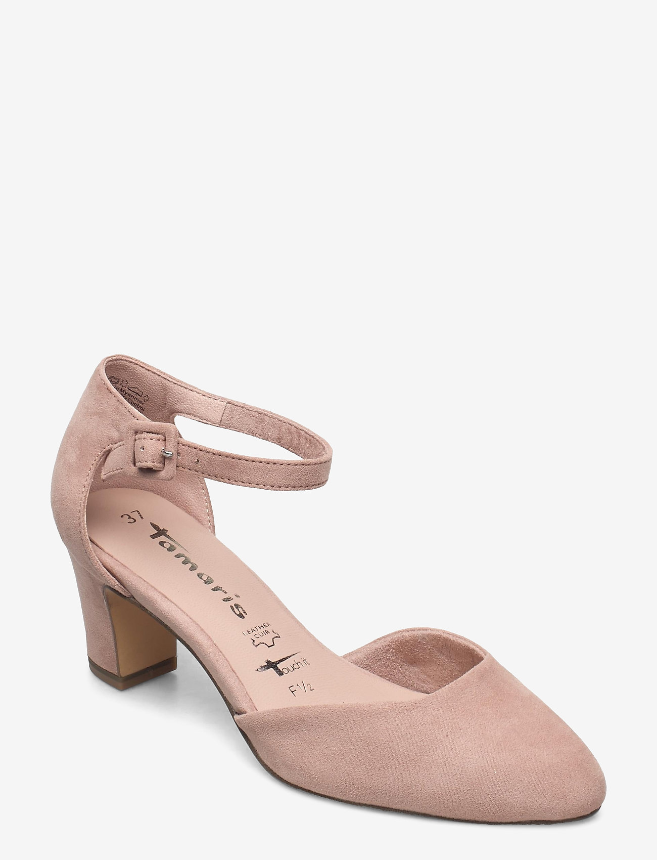 Tamaris - Woms Slip-on - klassieke pumps - old rose - 0