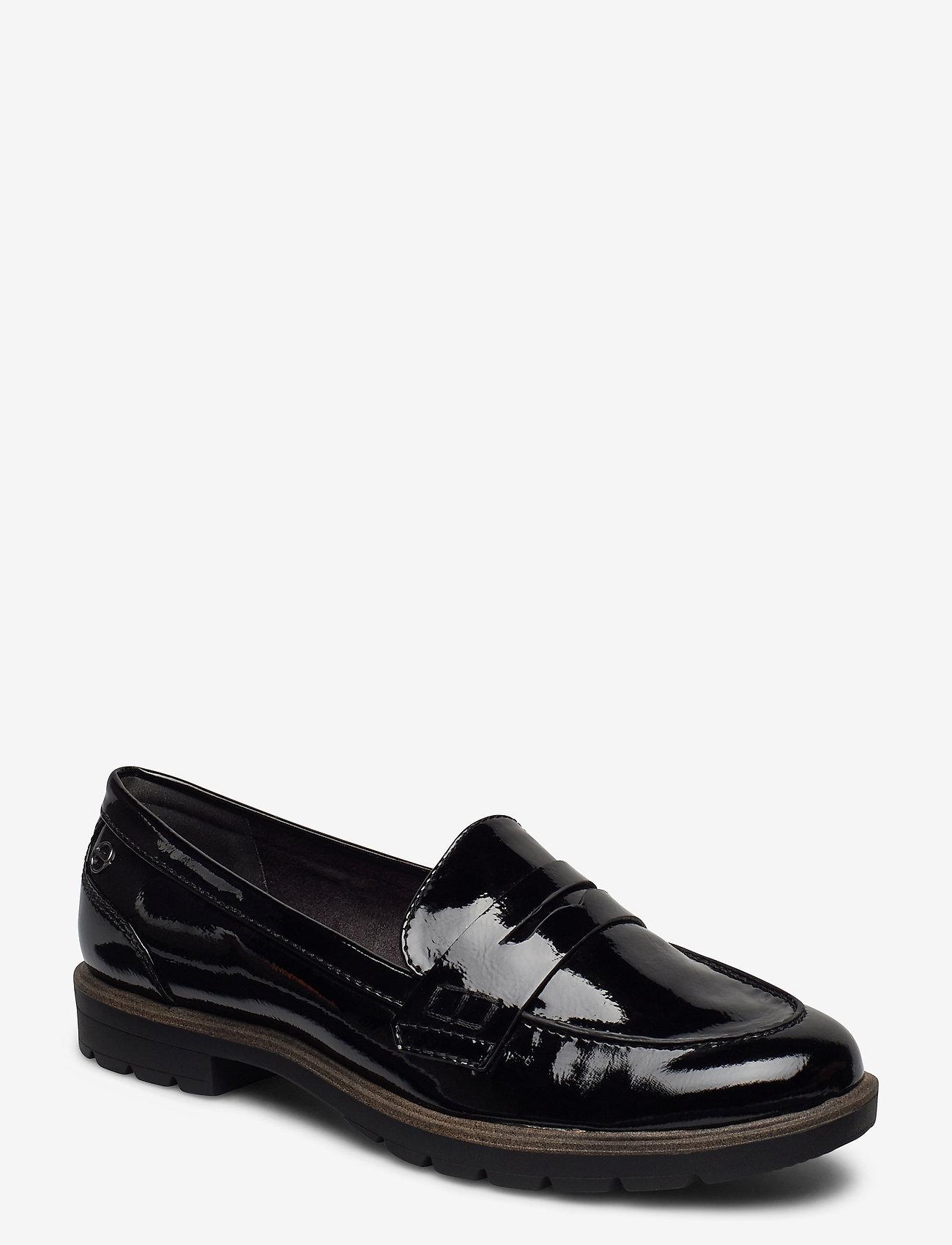 Tamaris - Woms Slip-on - loaferit - black patent - 0