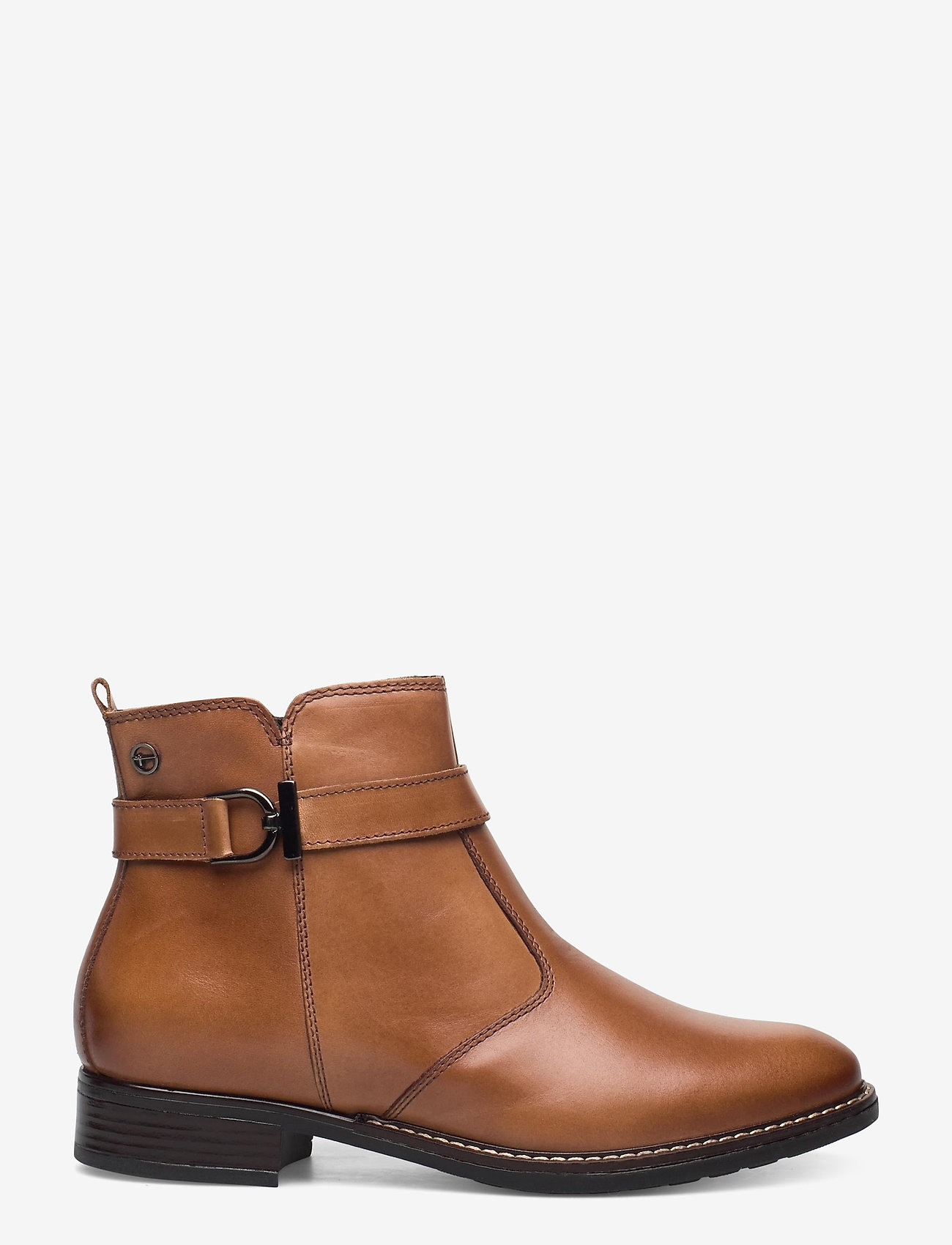 Tamaris - Woms Boots - platte enkellaarsjes - nut - 1
