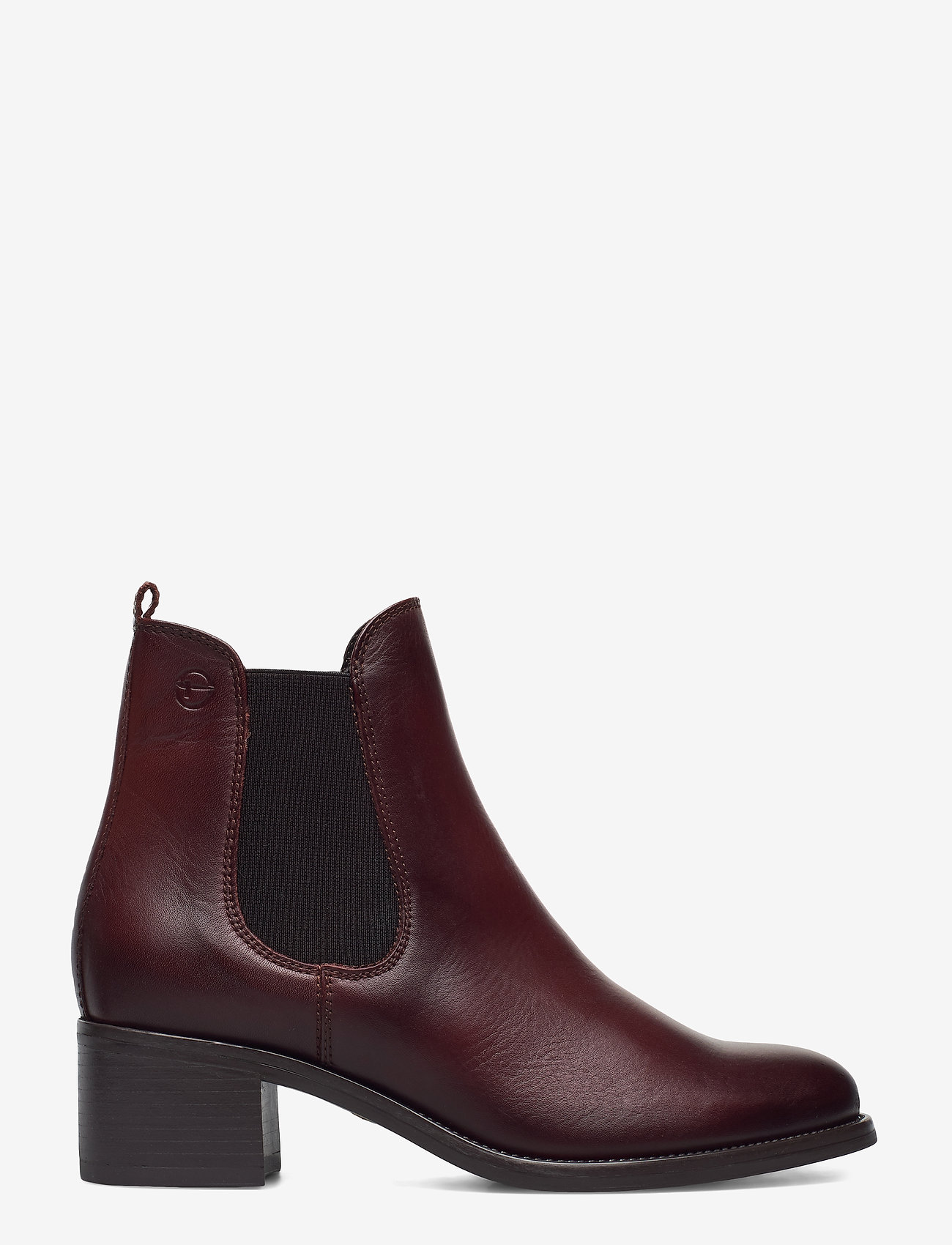 Tamaris - Woms Boots - enkellaarsjes met hak - cafe - 1