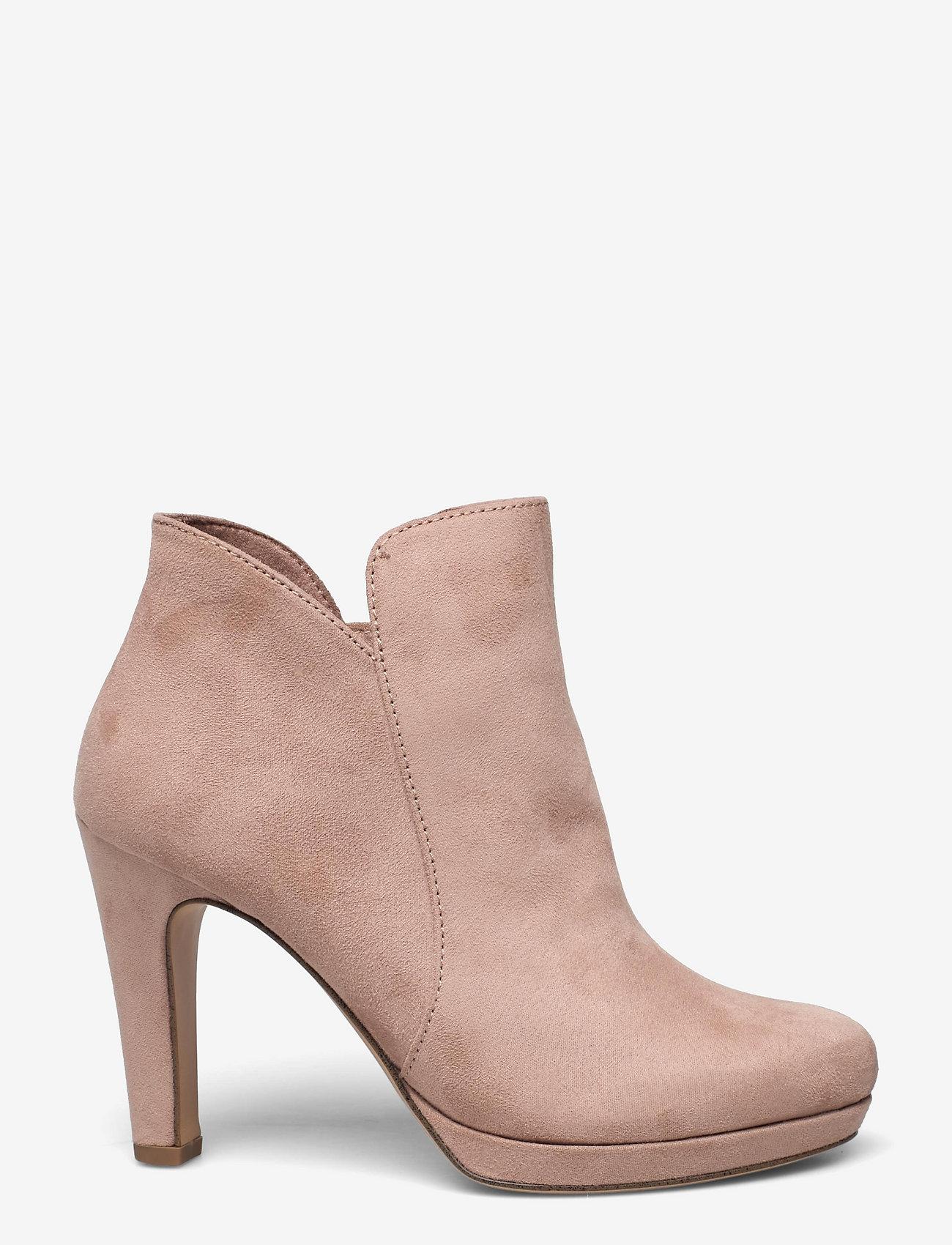 Tamaris - Woms Boots - Lycoris - augstpapēžu puszābaki - old rose - 1