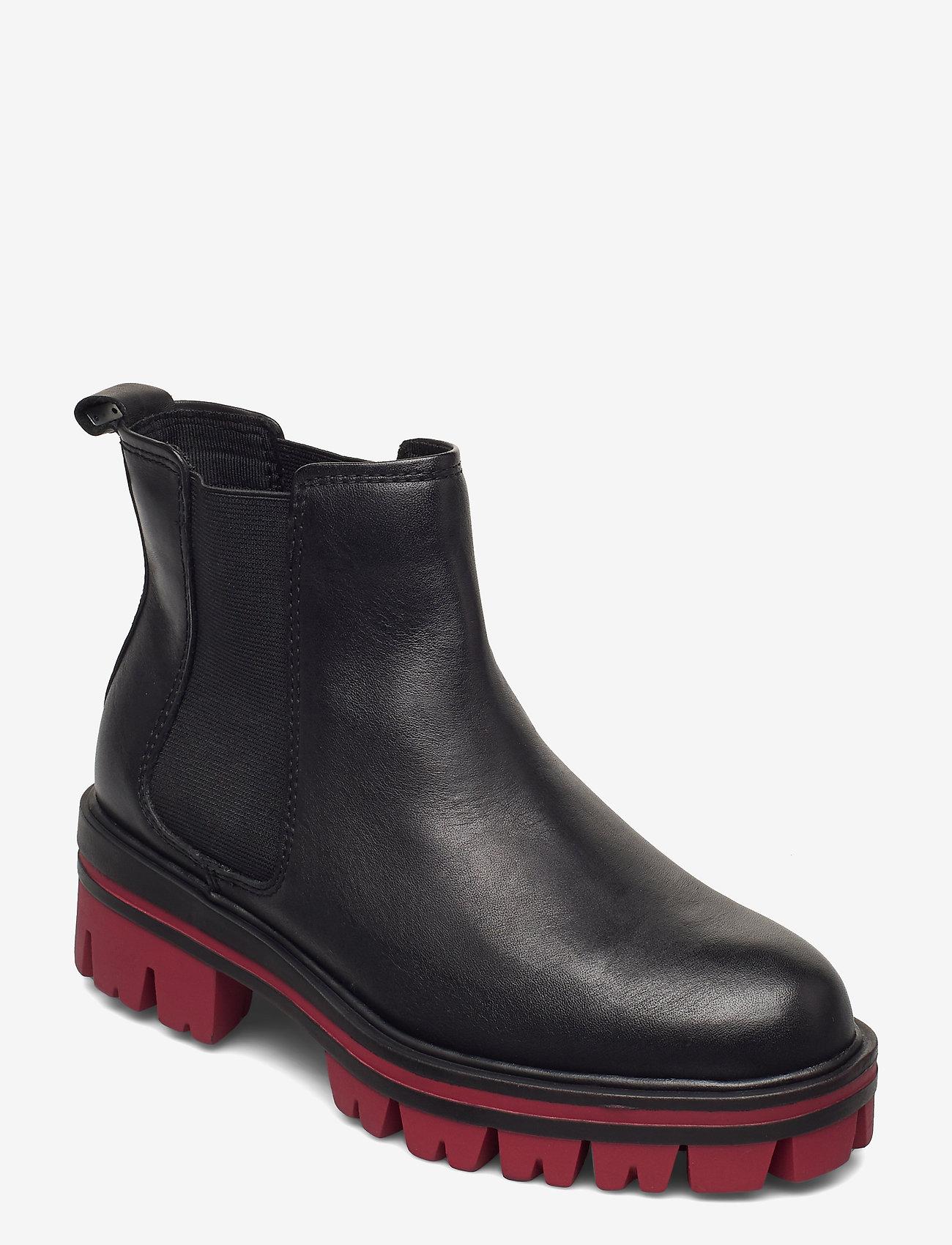 Tamaris - Woms Boots - chelsea boots - black - 0