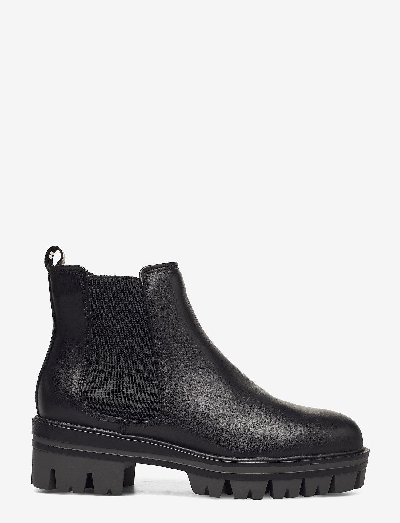 Tamaris - Woms Boots - chelsea boots - black uni - 1